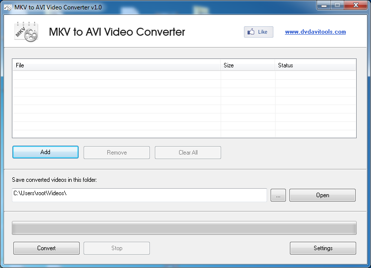 How to convert MKV to MP4 AVI for Free