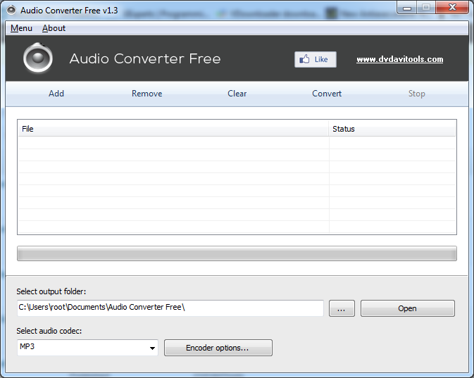 free audio converter software