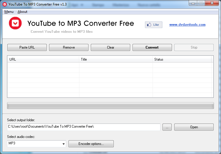 converted to mp3